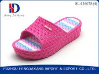 New Comfort Fashion Womens Summer Water Slipper Slides Sandals Beach Shoes