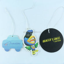 China supplier factory price New custom hanging air freshener fragrance