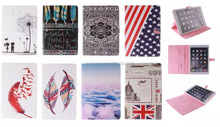 Fashion Lovely Cute Wallet Card Holder Stand Flip PU Leather TPU Cover Case For apple ipad mini 4
