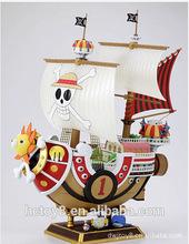 soleado buque Sonny juguete versión pvc montaje de maquetas Qianyang por mayor de una pieza de 25 cm