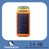 New Solar Power Bank power bank 10000mah external battery power bank solar for all mobile phone