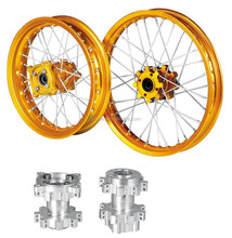 Superb China made CNC alloy aluminum motorcycle spoke wheel hubs for KTM motocross bikes