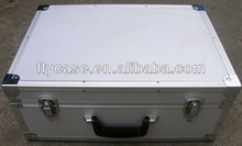 Delux High quality competitive OEM diamond plate Aluminum truck tool box