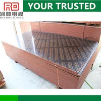 RD good price 18mm poplar/pine black/brown film faced plywood