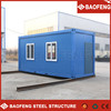 modern prefab cottage industry in container