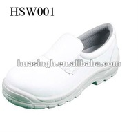 white italian style restaurant softness kitchen footwear with slip on type