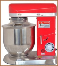 small multifunction food mixer flour dough mixer