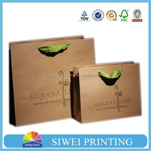 Fashion and new style shopping paper bag,cheap paper bags,craft paper bag