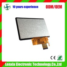 Android/Linux/Widows 5 inch touch screen lcd display panel for industrial cell phone