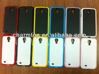 TPU PC Hybrid Case For Samsung Galaxy S4 i9500