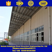 AISI,ASTM,BS,DIN,GB,JIS Standard and Steel Fabricated House,Steel Workshop Application warehouse steel structure