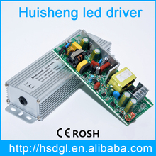 2015 new developed led driver transformer 36v 2.5A IP68 rgb led driver 100w