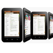 "7""inch MID/Mini Laptop/ UMPC /3G/wifi/bluetooth 7inchTablet PC-I-007"