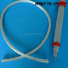 Aluminum twisted wire aac laurel aac bare conductor