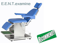 Adjustable Electric Eye Ear Nose Throat E.E.N.T Examination operating table for ENT ROT-205-7A Surgical bed