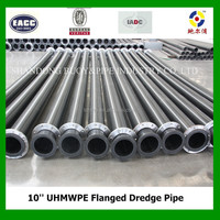 Lightweight UHMWPE plastic pipe