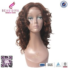 china wholesale Clean and soft best lace front wig