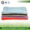 qq pet wholesale square soft dog cushion bed & pet bedding for dog