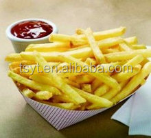 frozen potato chips french fries fried
