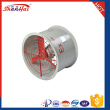 Discount now Lower power Aliminium alloy shell Explosion proof axial flow fan