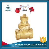 6 inch gate valve made in YUHUAN OUJIA