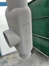 """1-1/4""""manufacturing companies Aluminum Rigid/IMC Conduit Body LT Type"""