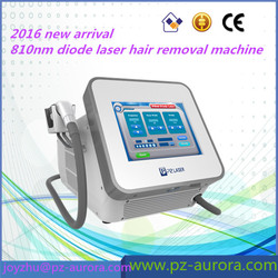 2016 new arrival portable Medical CE Approval laser hair removal machine diode