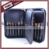 29pcs professional makeup brush factory with natural hair make up brush set wholesale with white case