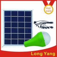 Energy off grid solar kit and solar lighting