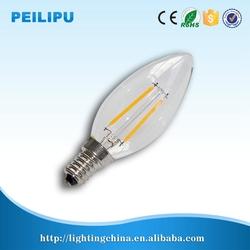 2015 hot sale led filament bulb;energy saving light bulb
