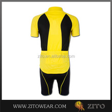 Classic design men cycling clothing sets for wholesale