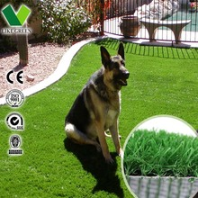 Anti-Aging Natural Synthetic Grass For Pet Raising