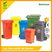 5L,15L,25L,30L,50L,100L,120L,240L,660L,1100L Big Plastic Outdoor Dustbin Waste Bin Garbage Bin