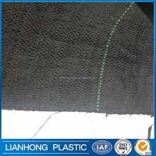 agriculture weed control ,HDPE / PE ground cover , Plastic weed control fabric for Gardening