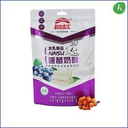 Qingdao Food Bags on Roll Supermarket Usage