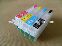 T1281-T1284 128 refillable ink cartridge for EPSON S22 SX125 SX130 SX235W SX420W SX425W SX435 445 BX305F printers with ARC chips