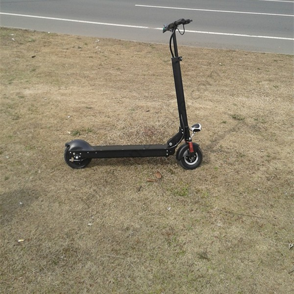 2 wheel folding electric stand up scooter 350w motor with for Stand on scooters with motor