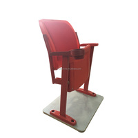 School bleacher chairs blow molded stadium seats grandstand chairs