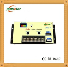 China factory price 12v 2a 5v 1a outlet llithium battery solar controller m-7