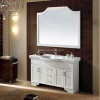 Bathroom Vanity Top Washbasin with PVC Cabinet (AP-L2266)