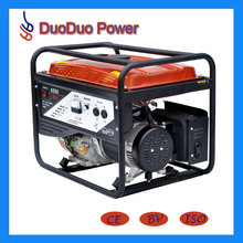 AC single phase output 250CC 220V 50HZ 3KW 7hp 170F/P Eelectric Start generator china supplier