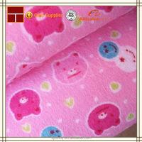 blanket children fabric 100%cotton