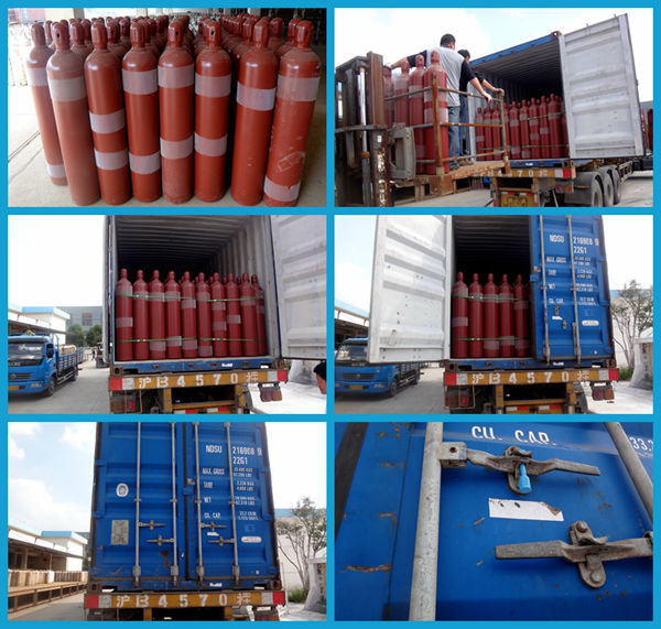 Acetylene Gas Cylinder Loading, Packaging and Transporting-1