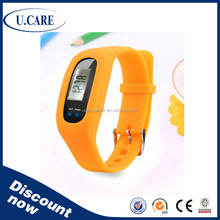 Hot sales promotional cheap price of wireless activity tracker, wristband calorie tracker, cheap silicone wristbands