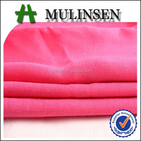 Mulinsen textile high quality shirt fabric with good hand feel, does rayon fabric shrink