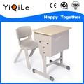 niños de mesa y una silla para la escuela