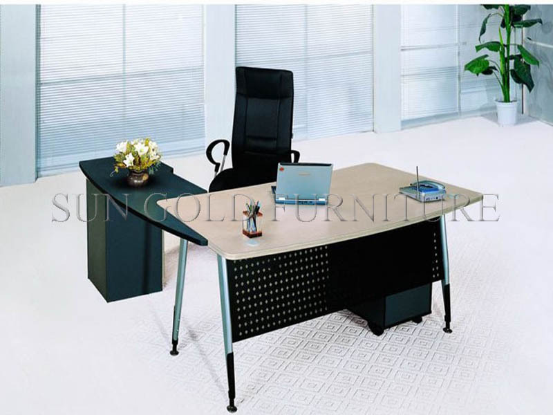 moderne beliebt b rom bel schwarzem holz schreibtisch. Black Bedroom Furniture Sets. Home Design Ideas