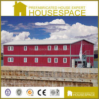 Panelized Sandwich Panel Container House Solar For Dormitory