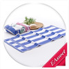 GAOYANG FACTORY yarn dyed soft terry towels with jacquard colorful striped