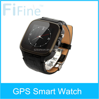 China factory 2015 new high quality mens watches latest fashion sport android smart watch phone